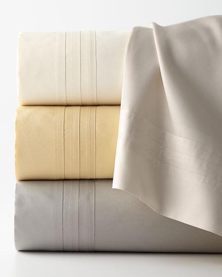 Reflection Full/Queen Jacquard Stripe Duvet Cover