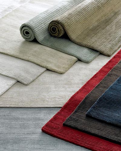 Textured Lines Rug