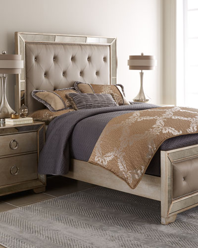 Bedroom Furniture King bedroom furniture : king size beds & night stands at neiman marcus