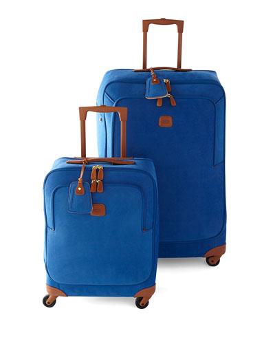 Blue Life Luggage