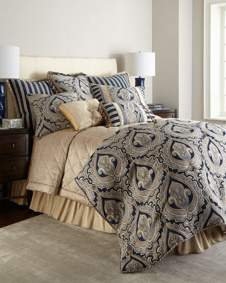 Austin Horn Collection King Concord Comforter