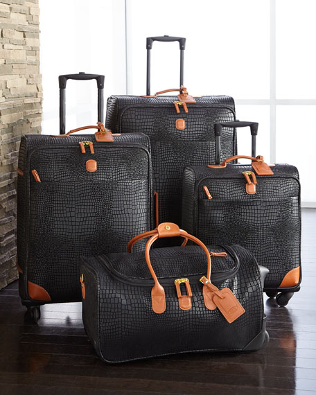 "Bric's My Safari Black 18"" Cargo Duffel Luggage"