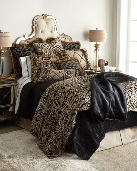 Queen Madagascar Duvet Cover