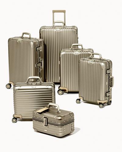 Topas Titanium Luggage