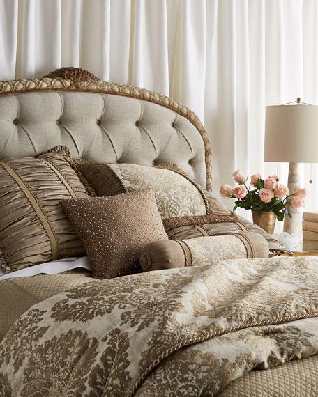 Austin Horn Collection King Vienna Damask Comforter