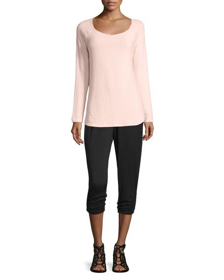 NYDJ Sarah Long-Sleeve Cozy Sweatshirt
