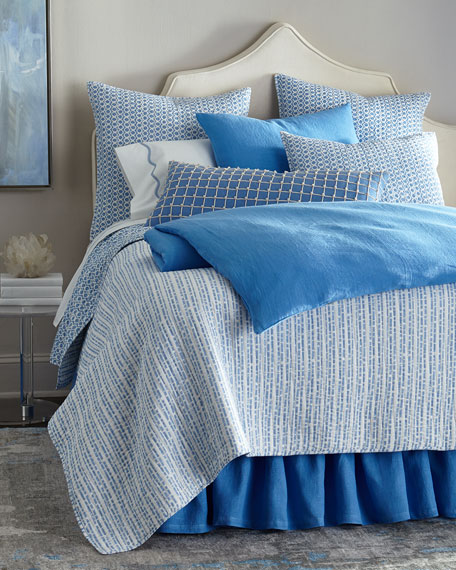 Queen Stone Washed Duvet Cover