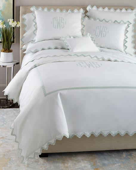 Two King 520TC Elora Pillowcases