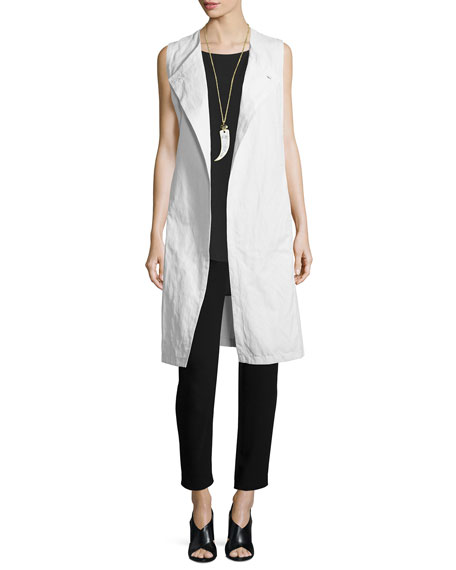 Eileen FisherFisher Project Textured Long Vest