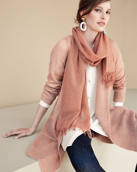 Eileen Fisher Organic Soft Stretch Skinny Jeans, Indigo