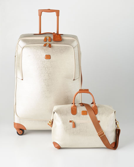 Luxury Luggage at Neiman Marcus