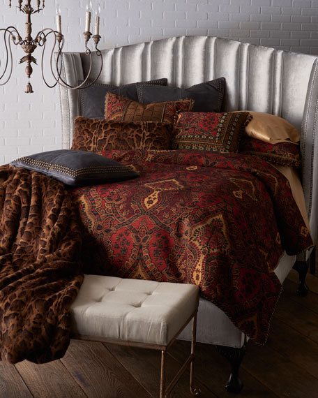 Eastwood Channel-Tufted California King Bed