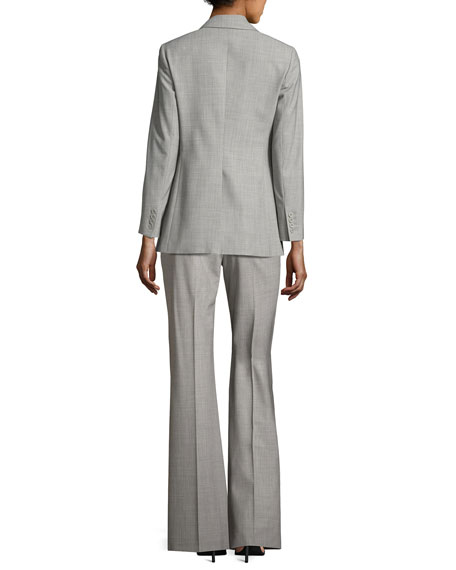 Etiennette Continuous Long-Line Blazer