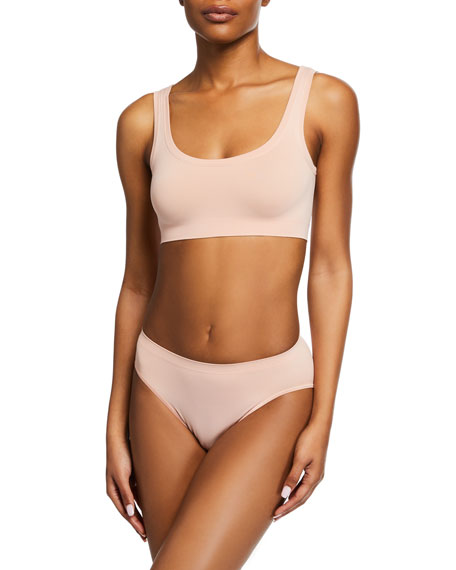 Touch Feeling Crop Top