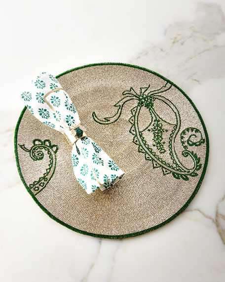 Paisley Placemat