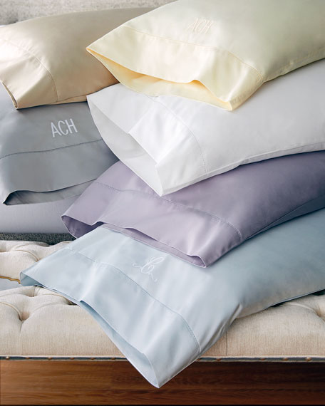 Charisma California King Ultra Solid 610 Thread Count Sheet Set