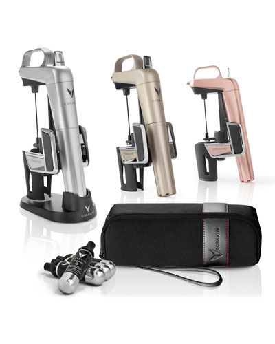 Model 2 Elite Pro Wine System, Champagne and Matching Items