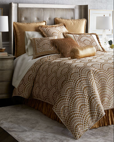 Captivating Rosamaria Queen Duvet And Matching Items
