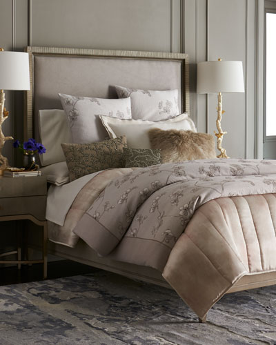 Orchid Full/Queen Duvet and Ma Thread Counthing Items