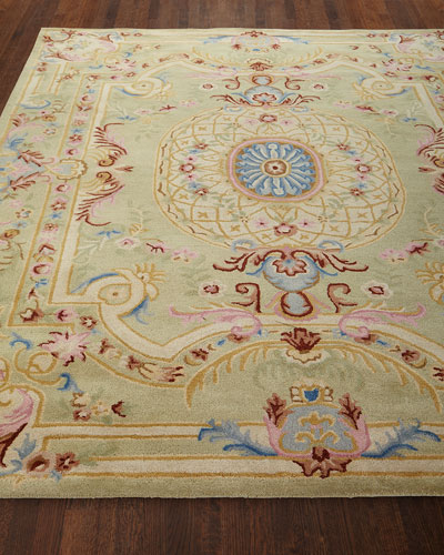 Declan Hand-Tufted Rug  8' x 10'  and Matching Items