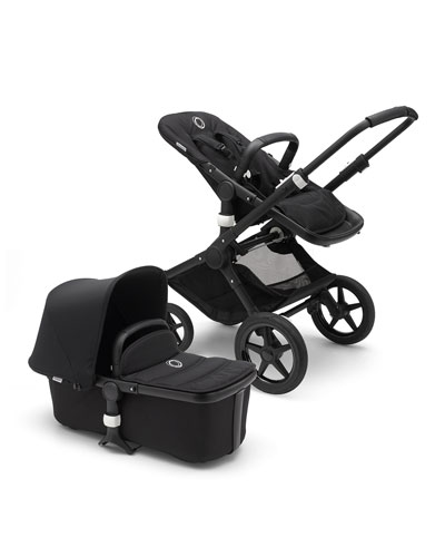 Fox Complete Stroller - Black and Matching Items