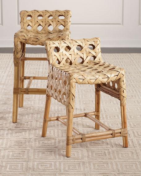 Arteriors Richmond Rattan Chair