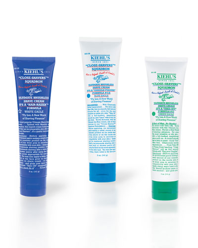 Ultimate Brushless Shave Creams