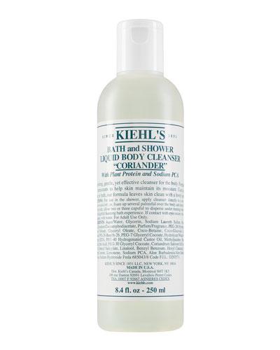 Coriander Bath & Shower Liquid Body Cleanser