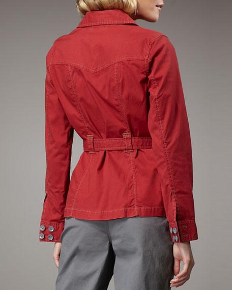 Taylor Tie-Front Jacket