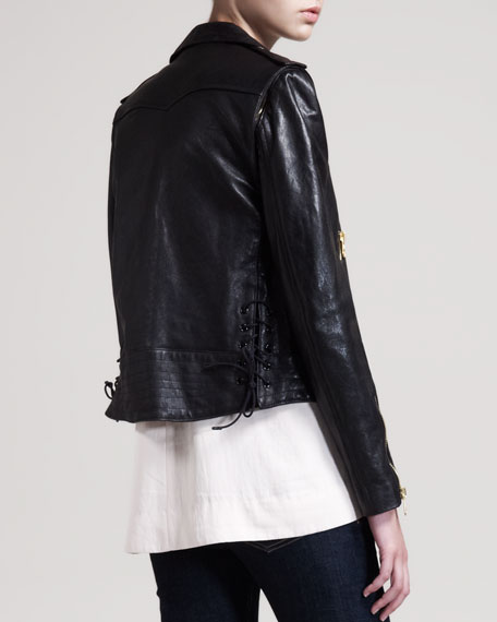 Bowery Leather Jacket