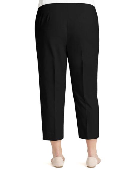 Plus Size Bleecker Cropped Pants