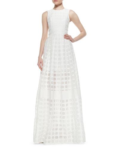 Bela Maxi Dress, White