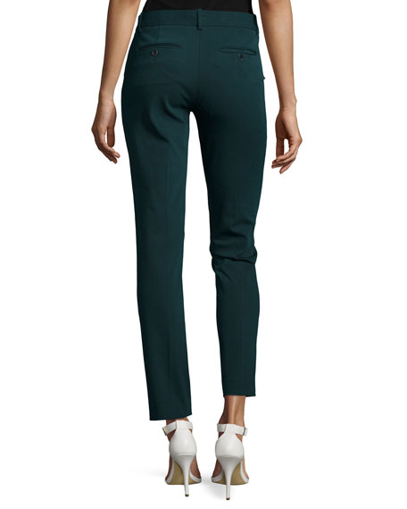 Treeca Cl. Twill Cropped Pants