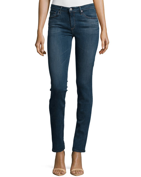 AG Harper Skinny Denim Jeans, Interface