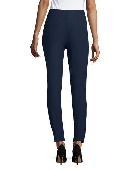 Washable Tapered Slim Pants, Plus Size