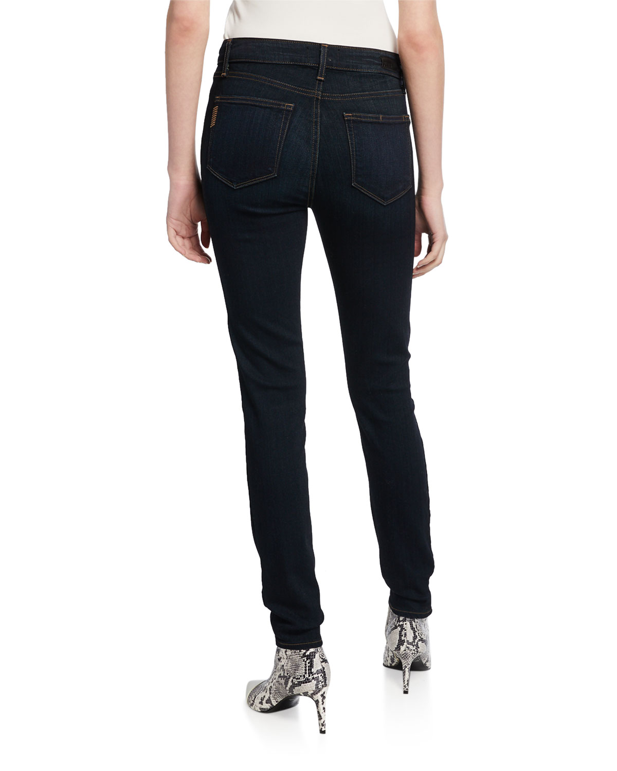 price reduced coupon codes sells Verdugo Ultra-Skinny Ankle Jeans, Nottingham