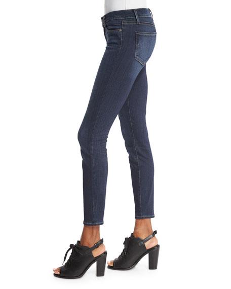 PAIGE Verdugo Ultra-Skinny Ankle Jeans, Nottingham