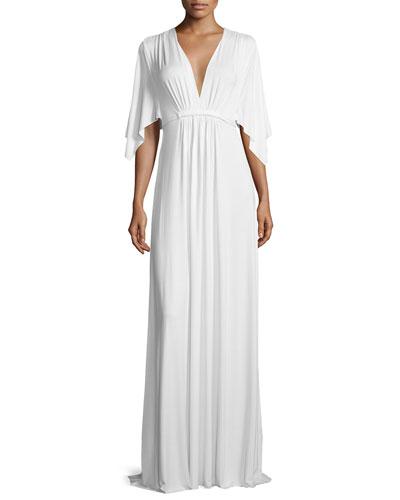 Long Caftan Dress, Women's