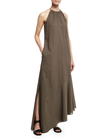 Theory Ressie Cotton Lawn Maxi Dress