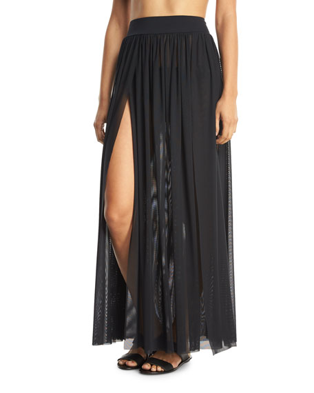 JETS by Jessika Allen Aspire Layered Mesh Maxi