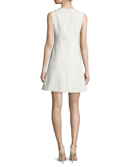 Helaina Pioneer Seamed Shift Dress