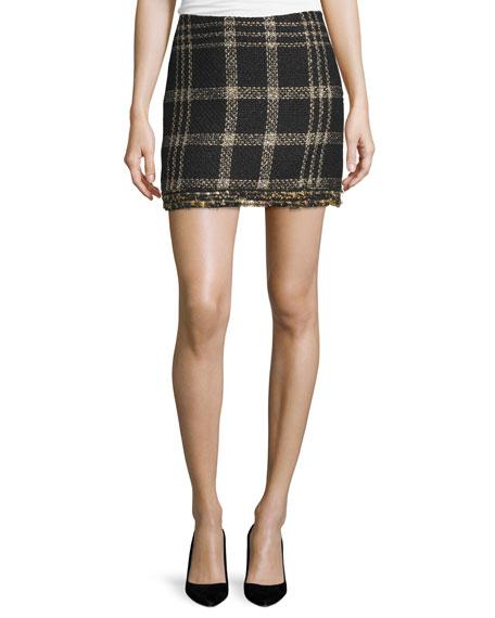 Rachel Zoe Top & Miniskirt