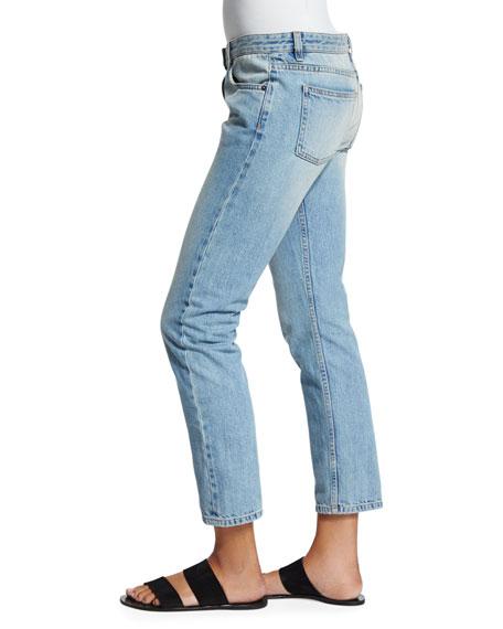 Ashland Slim-Leg Ankle Jeans
