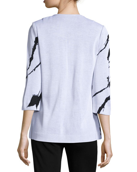 Abstract Pattern Jacket Reviews