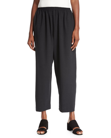 Eskandar Japanese Trousers
