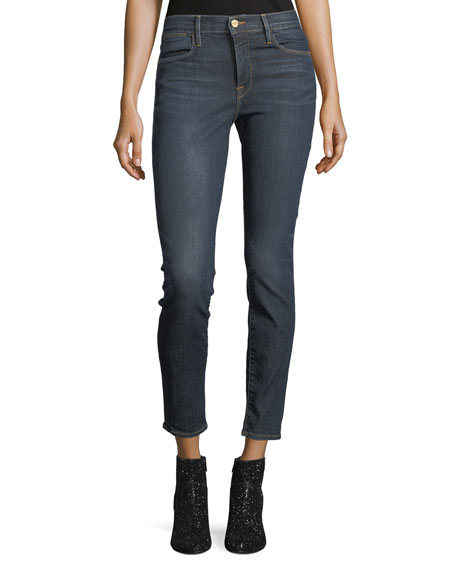 Image 1 of 3: FRAME Le High Skinny Jeans, Harvard
