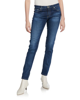 708075a0c9 AG Adriano Goldschmied The Stilt Cigarette Skinny Jeans