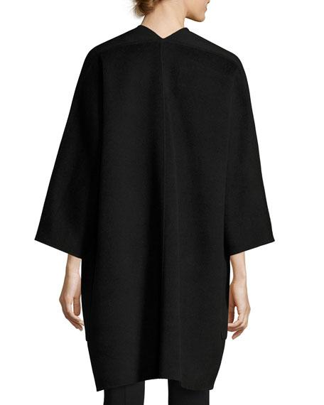 Reversible Cardigan Coat
