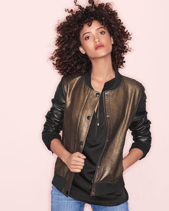 Neiman Marcus Leather