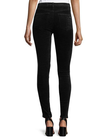 Mito Skinny Velvet Pants